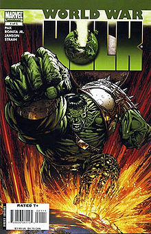 Comics, World War Hulk, Manga Café Kyo'Hon