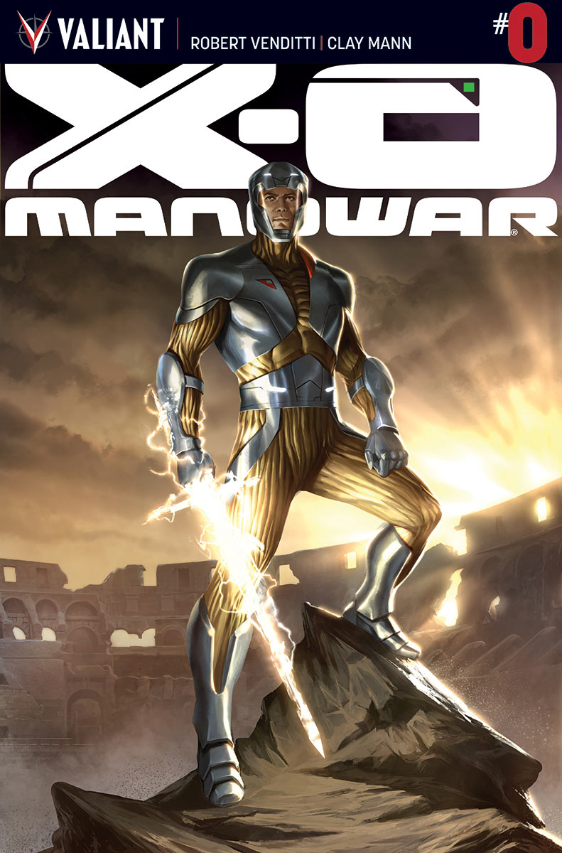 Comics, X-0 Manowar