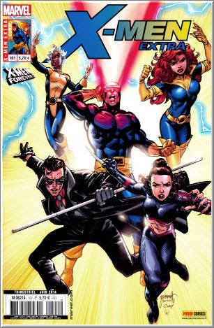 X-Men Extra, Comics, Manga Café Kyo'Hon