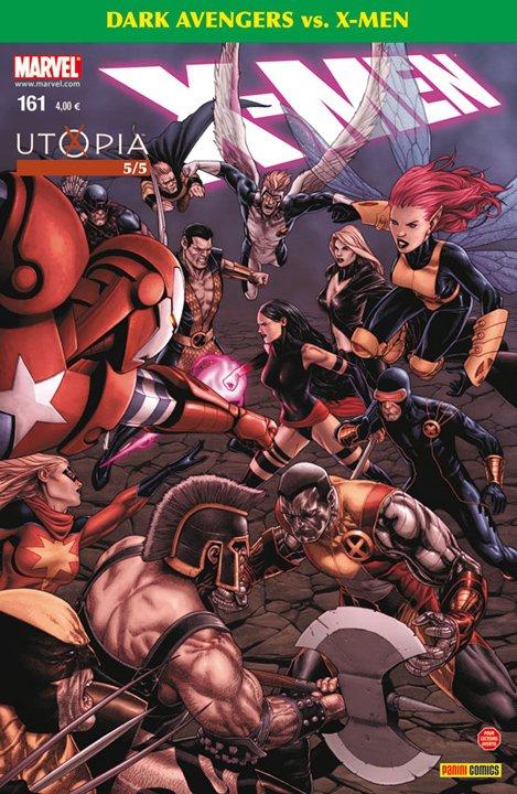 X-Men Utopia, Comics, Manga Café Kyo'Hon
