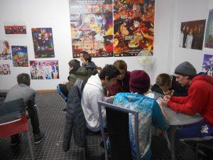 Kyo'hon, Manga Café, Béziers