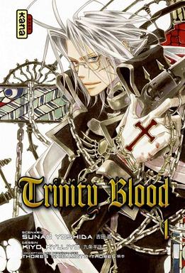 Trinity Blood, Manga Shonen