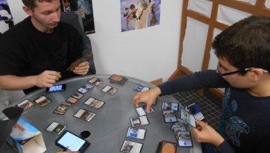 Rencontre Magic the Gathering, Kyo'hon Manga Café