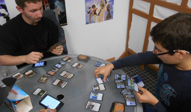 Rencontre Magic the Gathering, Kyo'hon Manga Café