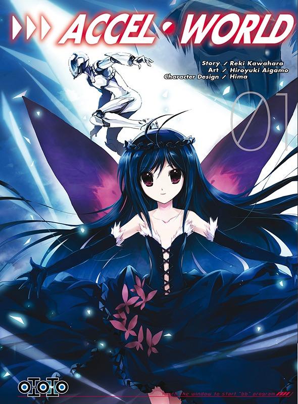 Manga, Shonen, Accel World