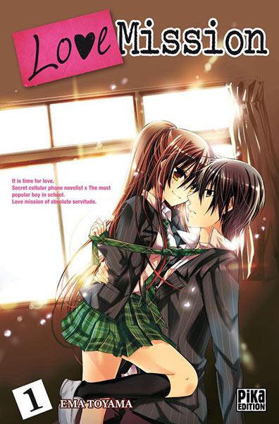 Love Mission, Manga, Shojo