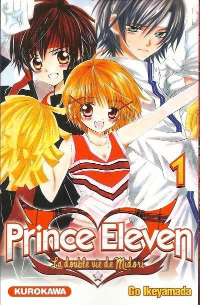 Manga, Prince Eleven, Shojo