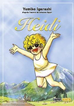 Manga, Shojo, Heidi