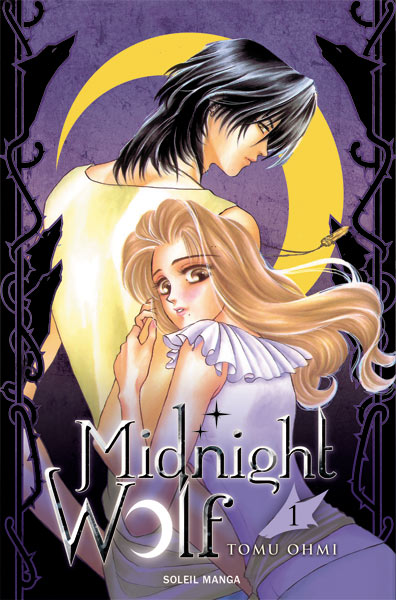 Manga, Josei, Midnight Wolf