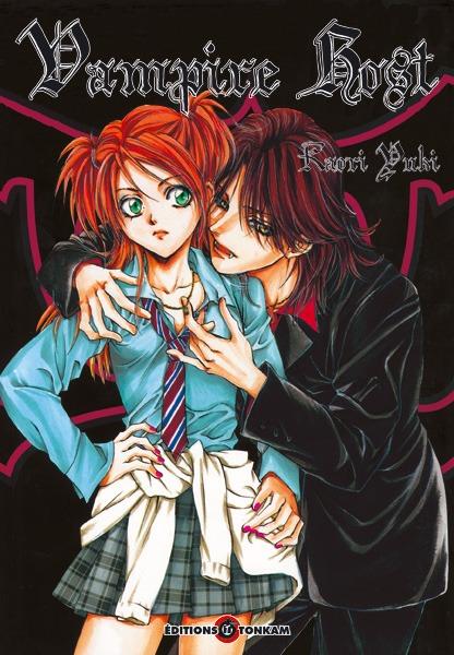 Vampire Host, Shojo, Manga
