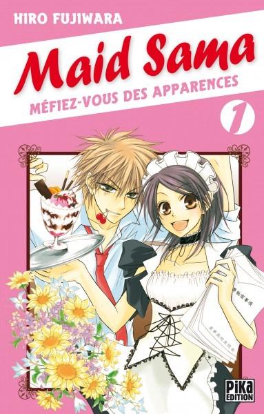 Manga, Shojo Maid Sama !