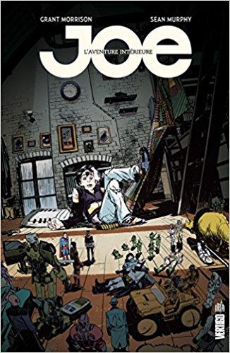 Joe l'aventure intérieure, Comic