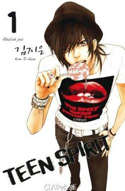 Manhwa, Teen Spirit