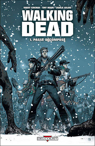 Walking Dead, Comics Book