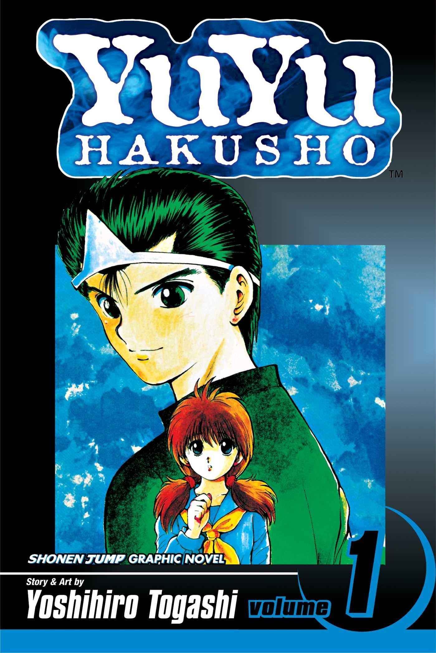 Yuyu Hakusho, Manga, Shonen