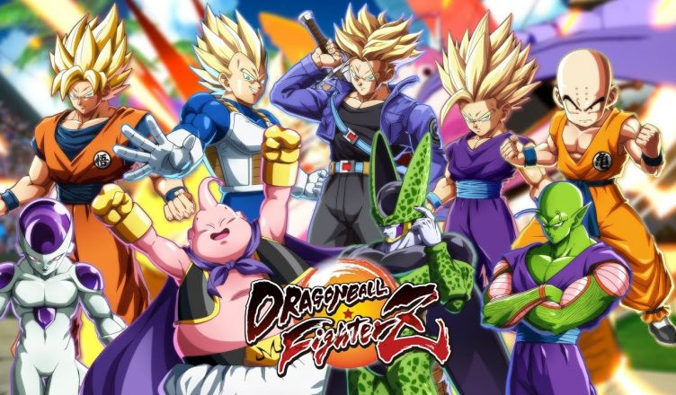 DragonBall FighterZ, Jeu PS4, Tournoi