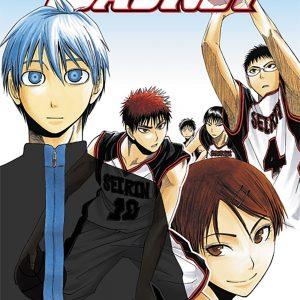 Manga, Shonen, Kuroko's Basket