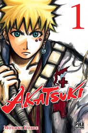 Manga, Shonen, Akatsuki