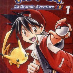 Manga, Kodomo, Pokemon la grande aventure