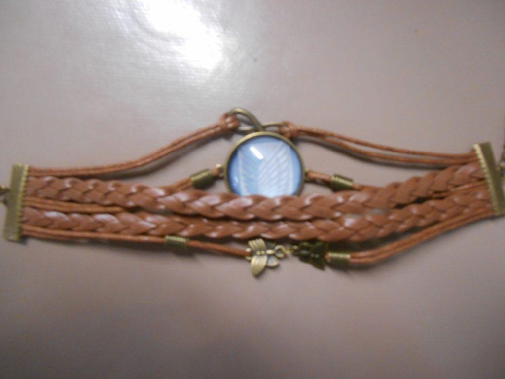 Bracelet Attaque des Titans - 6€