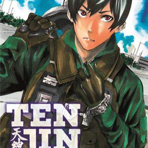 Manga, Shonen, Tenjin