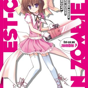 Est-ce un zombie, Manga, Shonen