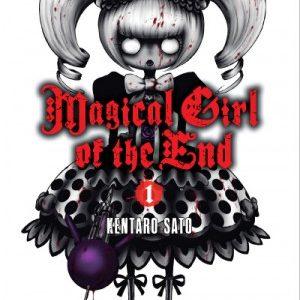 Manga, Shonen, Magical Girl Of The End