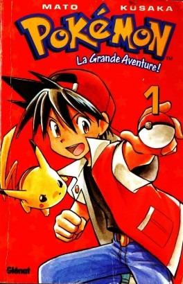 Manga, Shonen, Pokemon la grande aventure