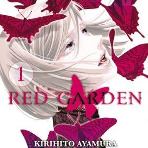 Manga, Seinen, Red Garden