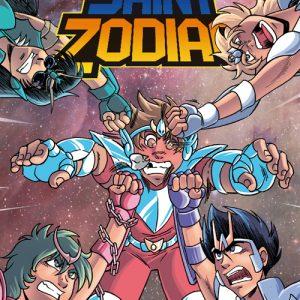 Global Manga, Saint Zodiac