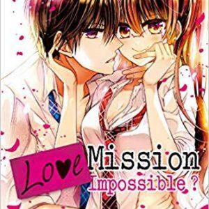 Manga, Shojo, Love Mission Impossible
