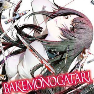 Manga, Shonen, Bakemonogatari