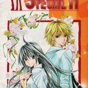 Manga, Shojo, Special A