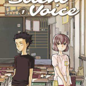 Manga, Shônen, A Silent Voice