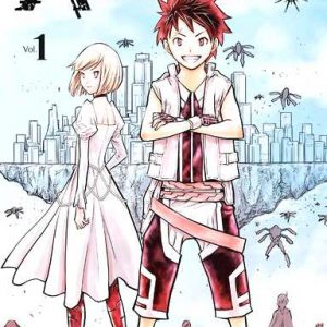 Manga, Shonen, Ariadne