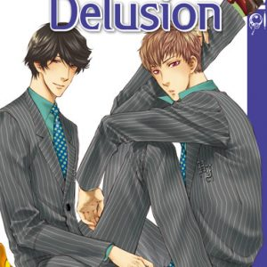 Manga, Yaoi, Electric Delusion