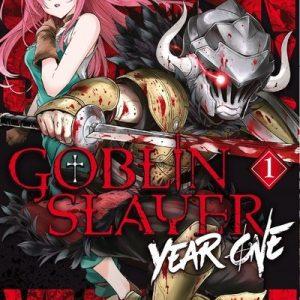 Manga, Seinen, Goblin Slayer - Year One