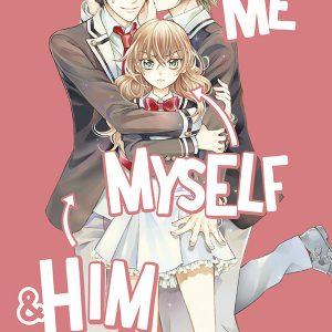Manga, Shojo, Me Myself & Him