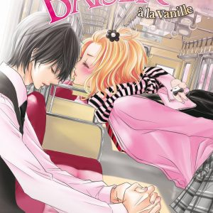 Manga, shojo, Un baiser à la vanille