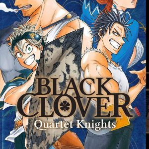 Manga, Shonen, Black Clover Quartet Knights