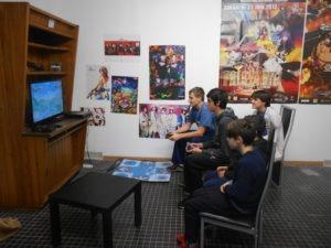 Manga Café Kyo'Hon, Tiers-Lieu, Activités, Tournoi, Jeux vidéo