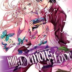 Manga, Shôjo, 100 Demons of Love