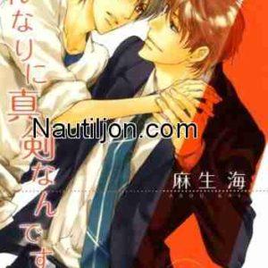 Manga, Yaoi, Amour Sincère