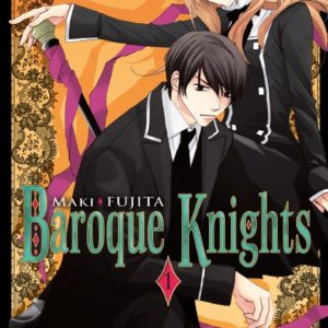 Manga, Shôjo, Baroque Knights