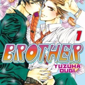 Manga, Yaoi, Brother
