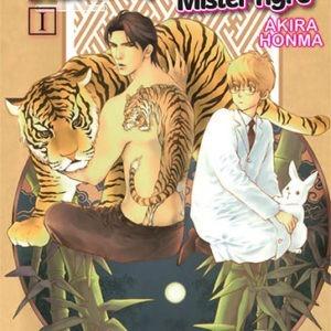 Manga, Yaoi, Docteur Lapin & Mister Tigre