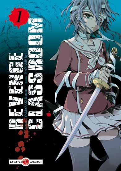 Manga, Shonen, Revenge Classroom