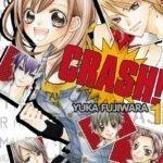 Manga, Shôjo, Crash !