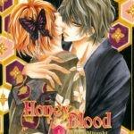 Manga, Shôjo, Honey Blood